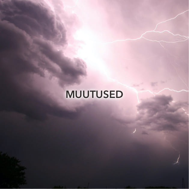 Muutused Single cover